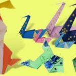 קסם האוריגמי – סדנת אומנות קיפולי נייר