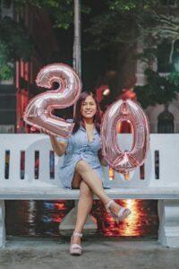 חגיגת יום הולדת 20