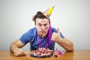 יום הולדת לגבר