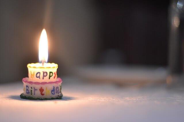 יום הולדת 72