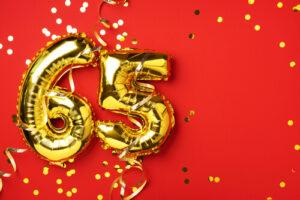 יום הולדת 65