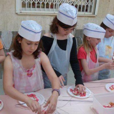 בישולת סדנת בישול ואפייה