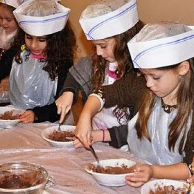 סדנאות בישול לילדים - שף בכיף