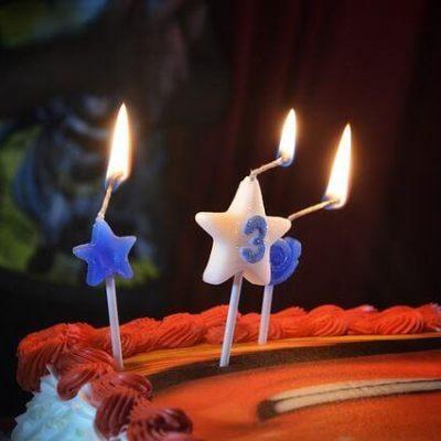 רעיונות יום הולדת גיל 3